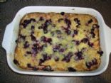 Lemon Blueberry Buckle (From Cory Schreiber and Julie Richardson, see link)