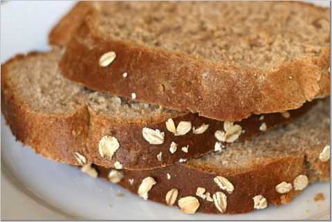 oatmeal whole wheat bread recipe A hearty quick bread with oatmeal ...