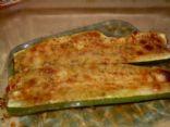 Easy Italian Roasted Zucchini