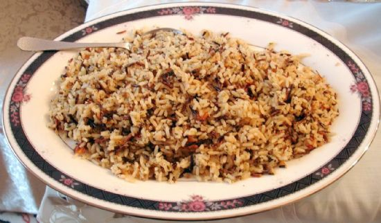 Konriko Wild Pecan Rice & Dried Cranberry Dressing / Stuffing