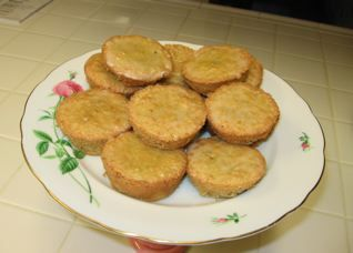 Image of Almond Carrot Cupcakes, Spark Recipes