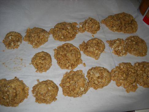 Healthy Peanut butter cookies  II