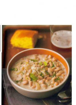 White Bean and Chicken Chile