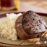 Mushroom Beef Tenderloin