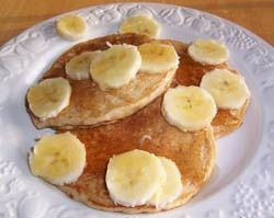 LaRaine's Whole Wheat and Oat Pancakes