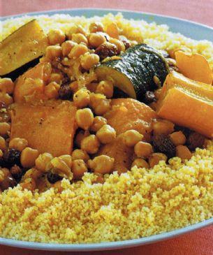Veggie Couscous