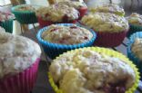 Egg-free, Dairy-Free Raspberry Muffins