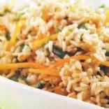 Arroz Guisado (stewed rice)