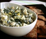 Creamy Spinich & Artichoke Dip