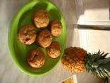 Apple Raspberry Muffins