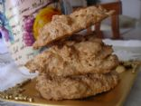 Coconut-Cornflakes Cookies
