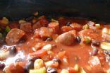 Savory Bean and Sausage Soup