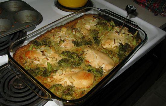 Miso chicken with Quinoa