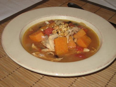 Image of African Peanut Stew, Spark Recipes