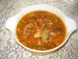 Mom's Vegetable Soup #1