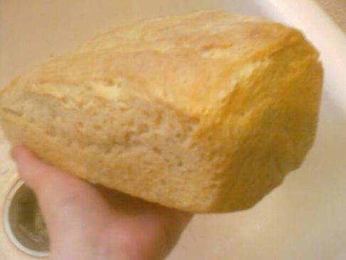 Rapid Mix Cool Rise White Bread