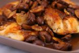 Balsamic Chicken and Mushrooms Recipe | SparkRecipes