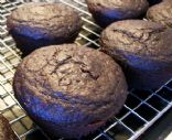 Double - Dark Chocolate Sesame Cakes