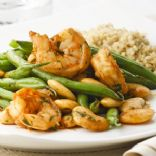 Paprika Shrimp & Green Bean Saute from Eatingwell.com