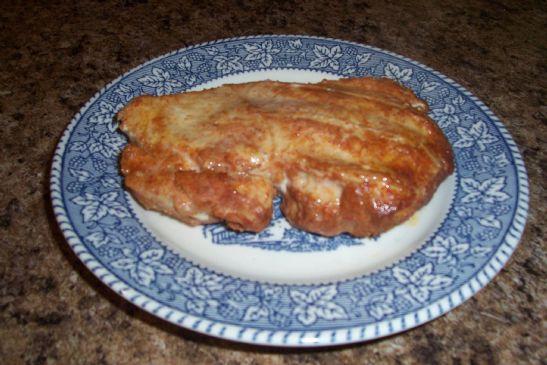 Kansas City Style Dry Rub Chicken