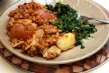 Potato and Lentil Bake