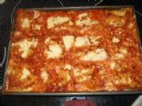 Mom's Homemade Lasagna