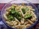 Paula's Parmesan Broccoli Pasta