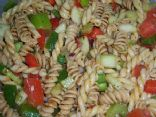 Hearty Sun Dried Tomato Pasta Salad