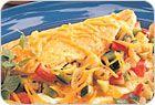 Very Veggie Omelet