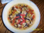MollieBean's Spicy Turkey Soup