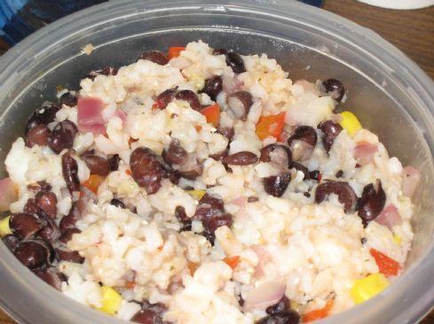 Best Brown Rice Salad