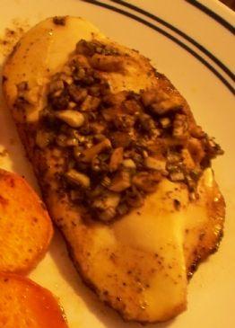 Honey-Glazed Garlic Baked Chicken