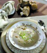 15 Minute Wild Mushroom Soup