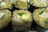 Planet of the apes sushi roll