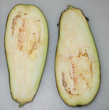Skinny Eggplant Parmesan