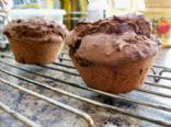 Secret Success Mocha-cherry Muffins