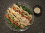 Cobb Salad for One- Unchained Recipe Contest