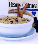 Blueberry Vanilla Oatmeal
