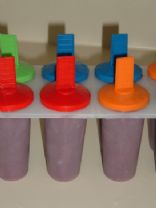 Berry Popsicles (1 popsicle / 60 grams)