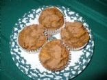 HealthierLynn's Whole Wheat Pumpkin Muffins