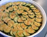 ZUCCHINI GRATIN 