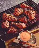 Chicken Tikka (Tandoori Style Chicken) - Great Sub for Hot Wings!!!