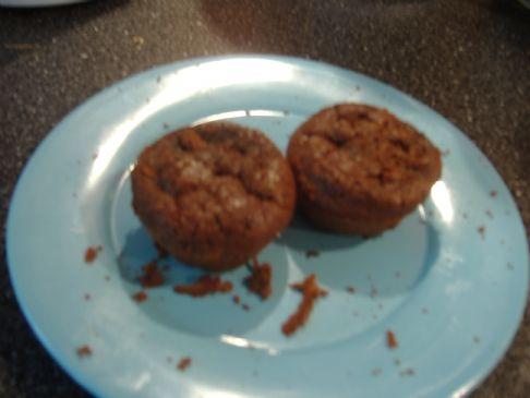 Chocolate Peanutbutter Cupcakes