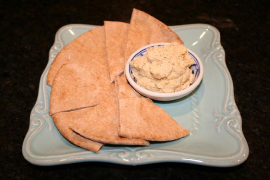 Image of Andi's Garlic Hummus, Spark Recipes