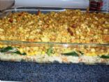 Chicken Zucchini Casserole