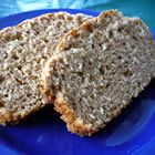 Oatmeal Wholewheat Quick Bread