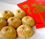 Peanut cookie(traditional chinese)