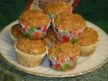 Julie's Healthy Snack Muffins