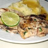 Beer Lime Grilled Chicken