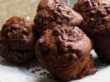 BEST EVER gluten-free chocolate chip muffins